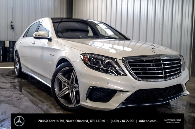 New 2017 Mercedes Benz S Class S63 Amg 174 Sedan In North