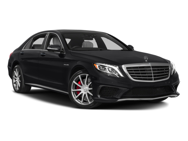 New 2017 Mercedes-Benz S-Class S63 AMG®